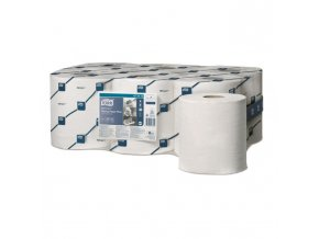 Papierové uteráky v roliach 2-vrst. TORK Reflex M4 biele 6ks