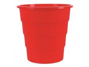 Kôš Office Products plastový 16l červený