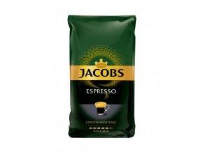 Káva JACOBS Espresso zrnková 1000g