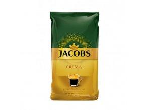 Káva JACOBS Crema zrnková 1000g