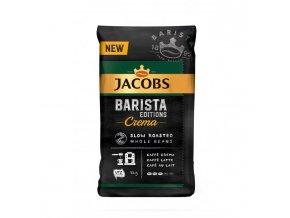 Káva JACOBS Barista Crema zrnková 1000g