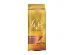 Káva L´OR Crema Absolu Profond zrnková 500g