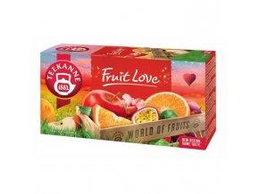 Čaj TEEKANNE ovocný Fruit Love 50g