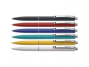 Guľôčkové pero Schneider K15 mix farieb 50ks