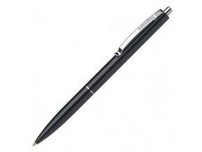 Guľôčkové pero Schneider K15 čierne