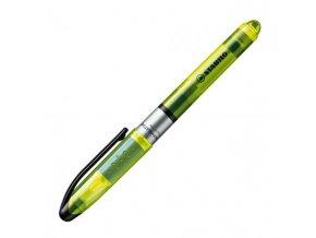 Zvýrazňovač STABILO NAVIGATOR žltý