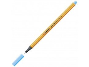 Liner STABILO Point 88 neon modrý