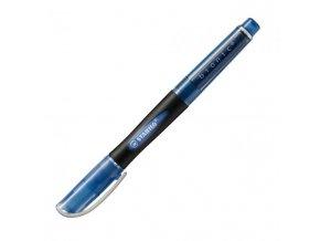 Roller STABILO bionic modrý