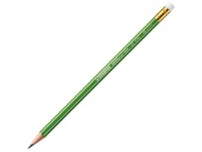 Ceruzka STABILO GREENgraph HB s gumou 12ks