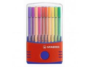 Sada popisovačov STABILO Pen 68/20S Color Parade