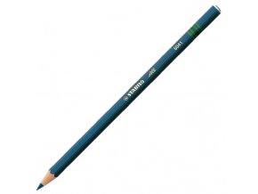 Farebná ceruzka STABILO All modrá 12ks
