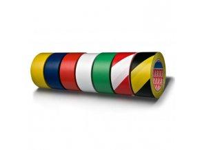 Vyznačovacia páska lepiaca TESA 50mmx33m červená