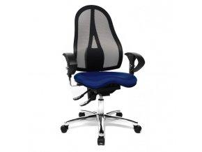 Kancelárska stolička SITNESS 15 modrá