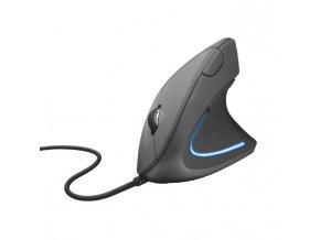 Optická ergonomická myš Trust Verto
