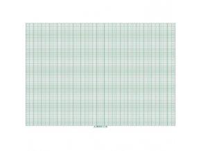 Milimetrový papier A4, bal. 20 ks