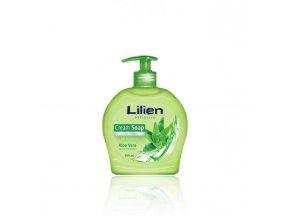 Tekuté krémove mydlo Lilien 500ml - Aloe vera