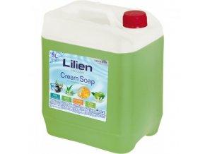 Tekuté krémove mydlo Lilien 5l- Aloe vera