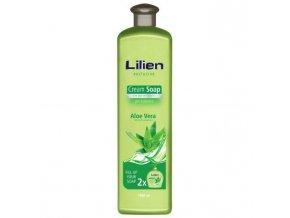 Tekuté krémove mydlo Lilien 1l - Aloe vera