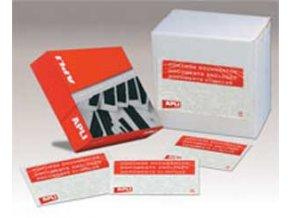 Vrecká na sprievodky APLI 125x173mm 100ks
