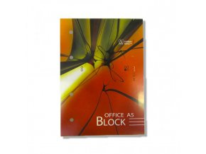 Blok poznámkový Krpa Office A5 70 listov linajkový