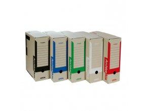 Archívny box EMBA TYP I/110/ACT zelený