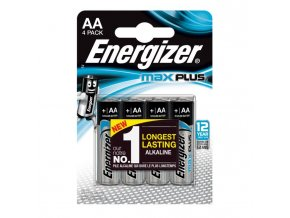 Batéria Energizer Max Plus LR6/4 ks tužková