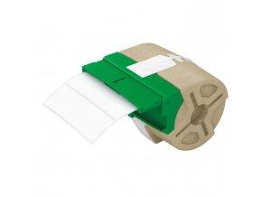 Samolepiace etikety Leitz Icon 50x88 mm adresné papierové biele