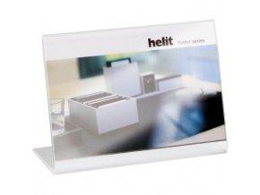Prezentačný stojan Helit 150x100mm