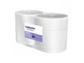 Toaletný papier 2-vrstvový Harmony Comfort Jumbo 26cm