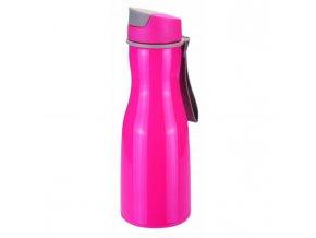 Fľaša na nápoje PURITY 0,7l ružová