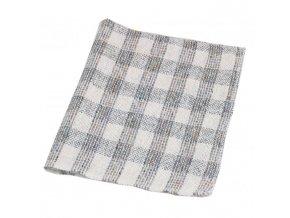 Handra na podlahu tkaná béžová Cedric 65x50cm