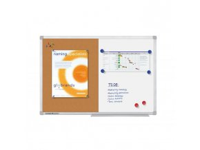 Tabuľa kombinovaná ECONOMY 60x90cm