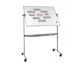 Rotačná tabuľa ECONOMY PLUS 90x120cm s PODSTAVCOM