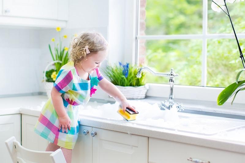 Alergie na prací a čisticí prostředek a jak s ní bojovat?