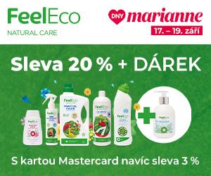 Dny Marianne s Feel Eco od 17. - 19. 9. 2021