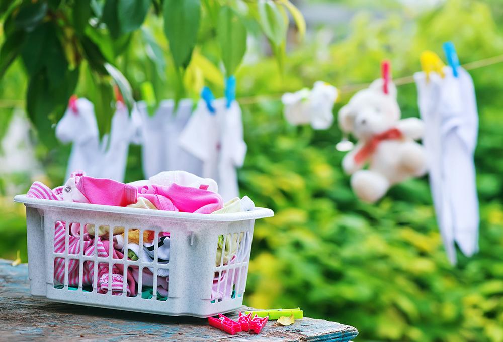 6 tipů, jak pečovat o oblečení vašich nejmenších