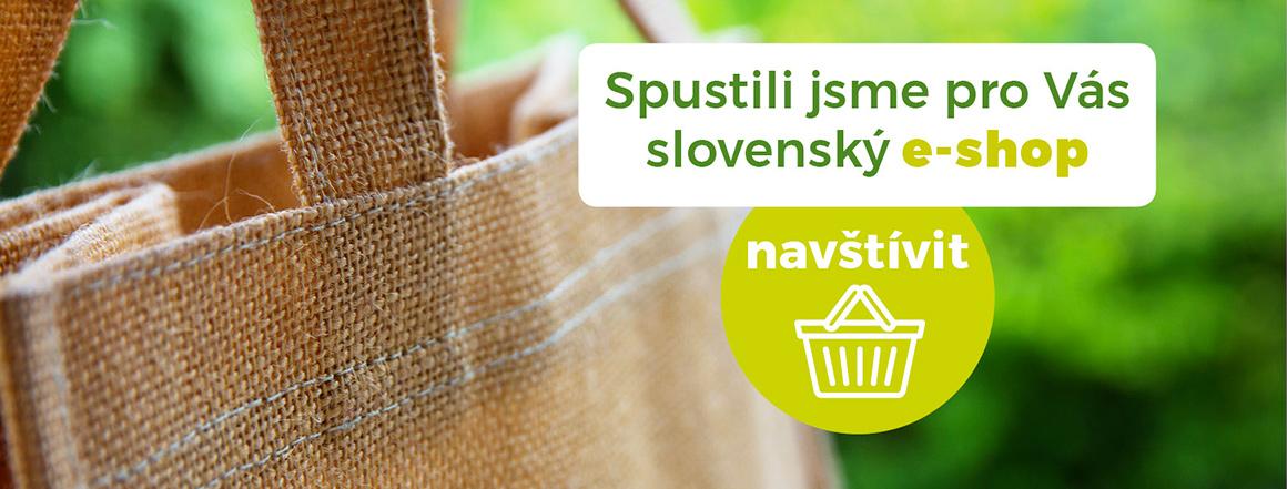 Navštivte náš e-shop pro Slovensko