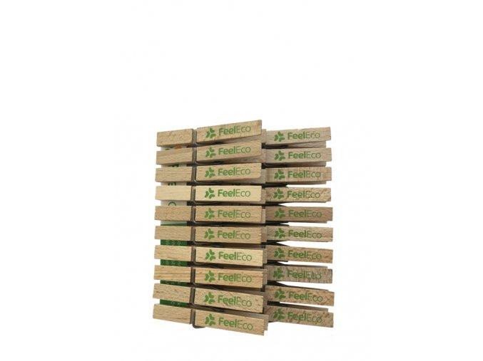 Feel Eco drevene kolicky
