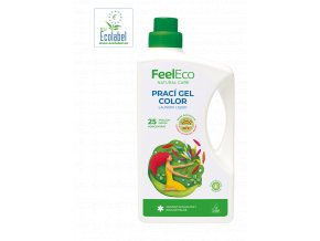 FE praci gel COLOR 1,5l EUEcolabel