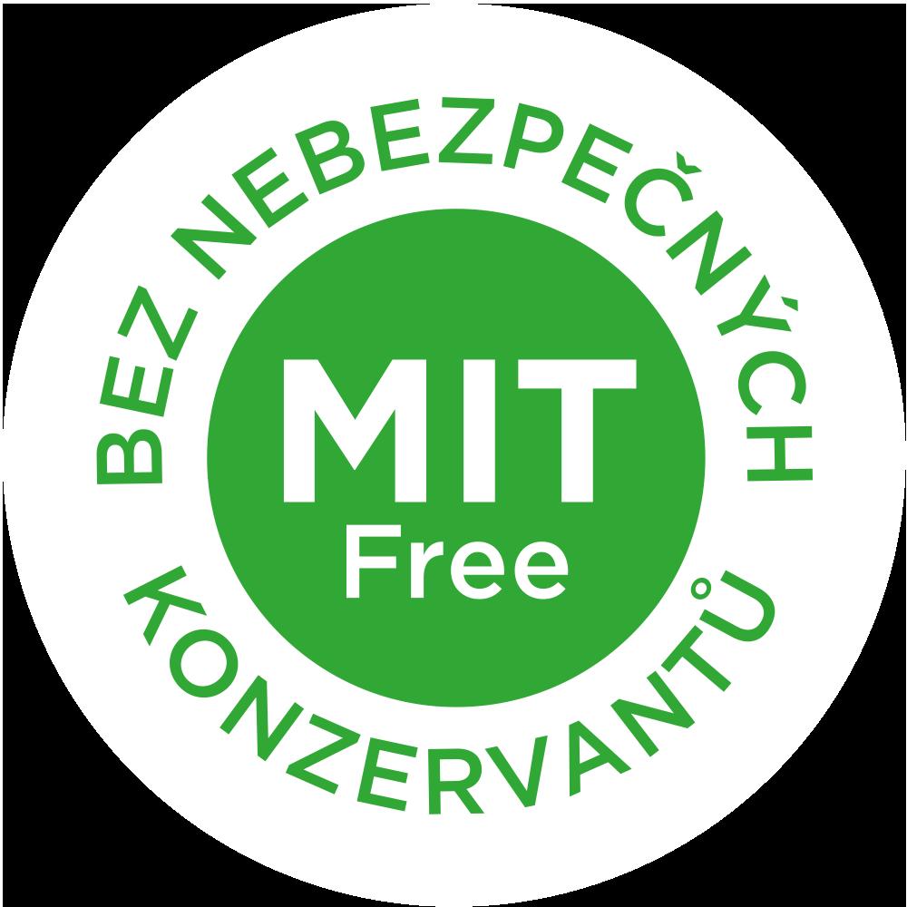 Feel Eco - Bez nebezpečných konzervantů MIT free