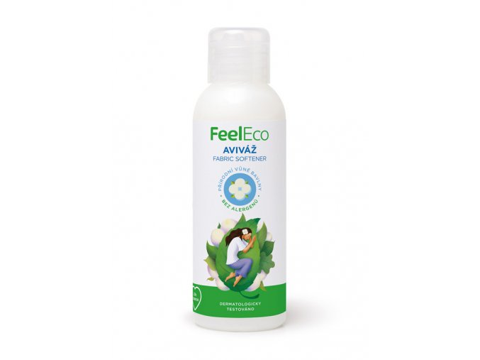 feel eco avivaz s vuni bavlny 100ml