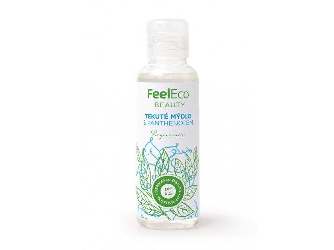 Feel eco tekute mydlo s panthenolem 100 ml