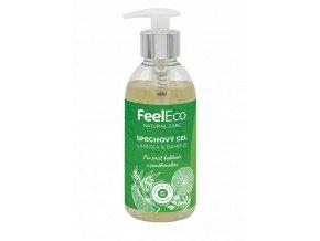 Feel Eco sprchový gél Limetka&Bambus 250 ml Limited edition