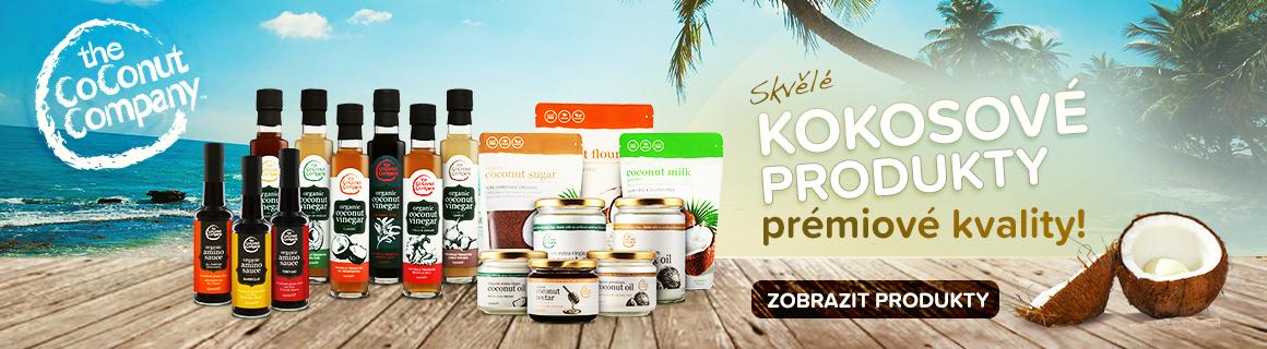 The CoconutCompany produkty