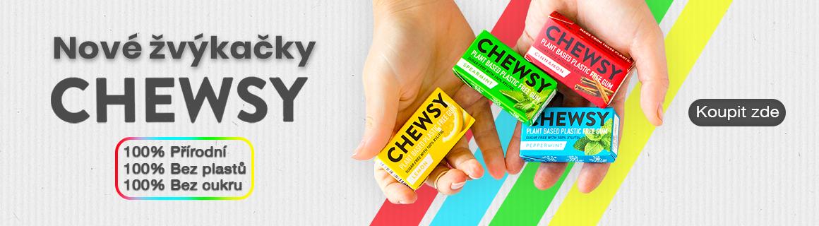 Žvýkačky Chewsy