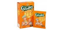 Dětské zázvorové sušenky Postavičky - Organix, 5 x 25 g