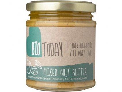 Máslo ze směsi ořechů - Bio Today, 170g
