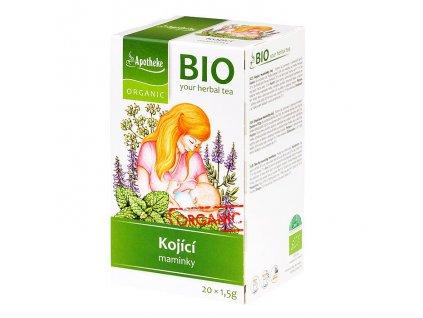 Čaj Pro kojící matky 30 g BIO MEDIATE