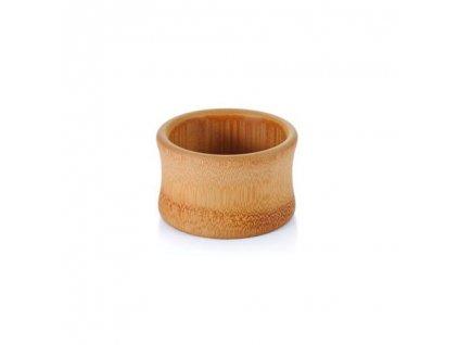 Miska z bambusu - dětská