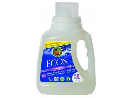 EFP Prací gel ECOS 2v1 Levandule 1,5l - 50 praní